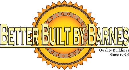 Better Built by Barnes Logo